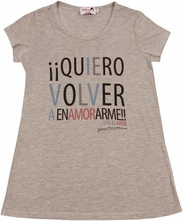 camisetas Dolores Promesas 2012