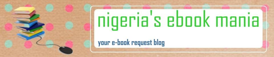 NIGERIA'S E-BOOK MANIA!!!