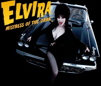 Elvira appearing at The Beast on October 27
