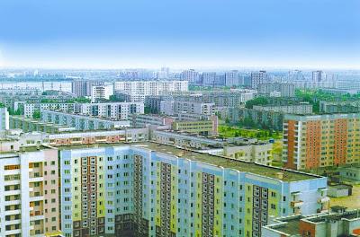 Северодвинск, Квартал, вид, Россия, Архангельская область, Russia, Arkhangelsk region, Severodvinsk, District