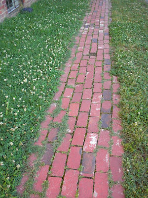 Follow the brick path to your dreams by Substance of Living