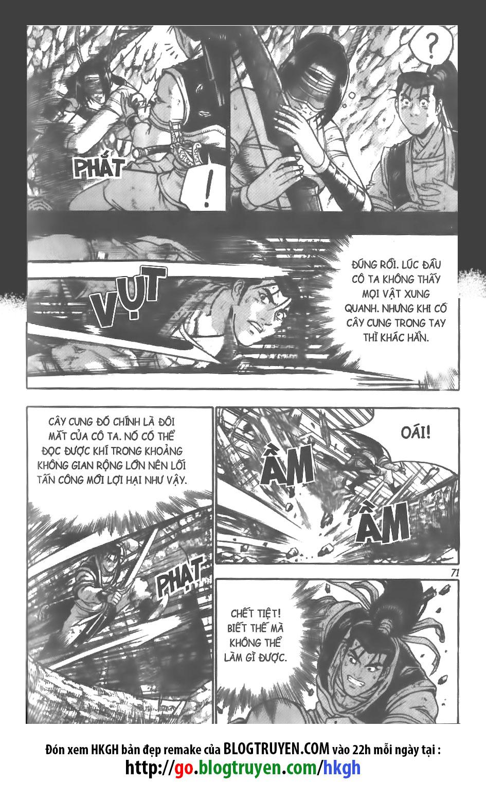 Hiệp Khách Giang Hồ - Hiệp Khách Giang Hồ Chap 289 - Pic 3