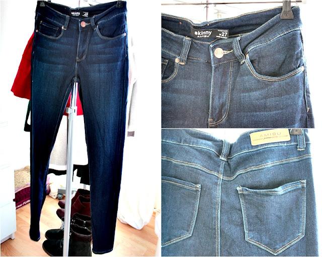 Fashion | Novemberausbeute, blog, shoppingausbeute, josie´s little wonderland, november, jeans, joggdenim, new yorker, bluejeans