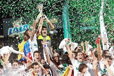 A se me olvidaba Santos fue Campeón