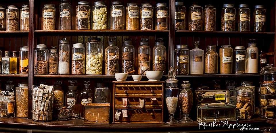 New Orleans Pharmacy Museum by Heather Applegate