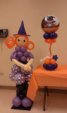 Bruxa de Balão