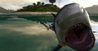 Far Cry 3 Shark Attack