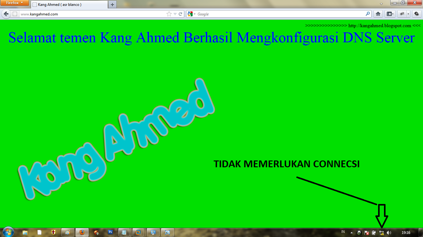 Tutorial konfigurasi Web Server Debian 5 - Blog Kang Ahmed