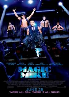 Magic Mike RMVB Dublado + AVI Dual Áudio DVDRip + Torrent 720p