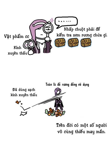 Dragon Nest Random Scribbles chap 11 - Trang 12