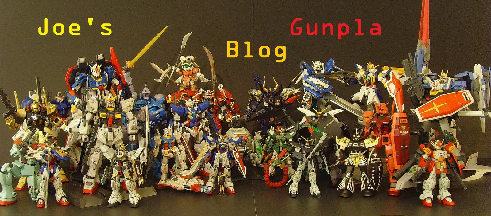 Joe's Gunpla World