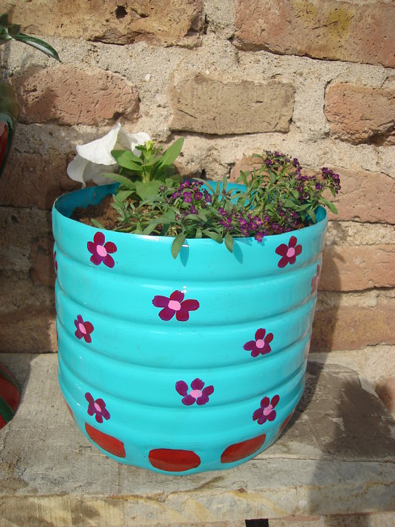 Recicora bidones barriles for Bidones para agua