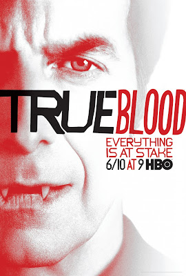 True Blood Season 5 Character Movie Posters - Denis O'Hare as Russell Edgington