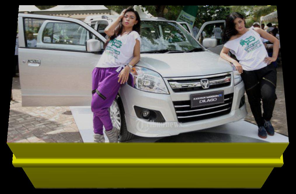 SPG Suzuki Karimun Wagon R DILAGO