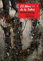 El libro de la selva,Rudyard Kiplin, Gabriel Pacheco,Sexto Piso  tienda de comics en México distrito federal, venta de comics en México df