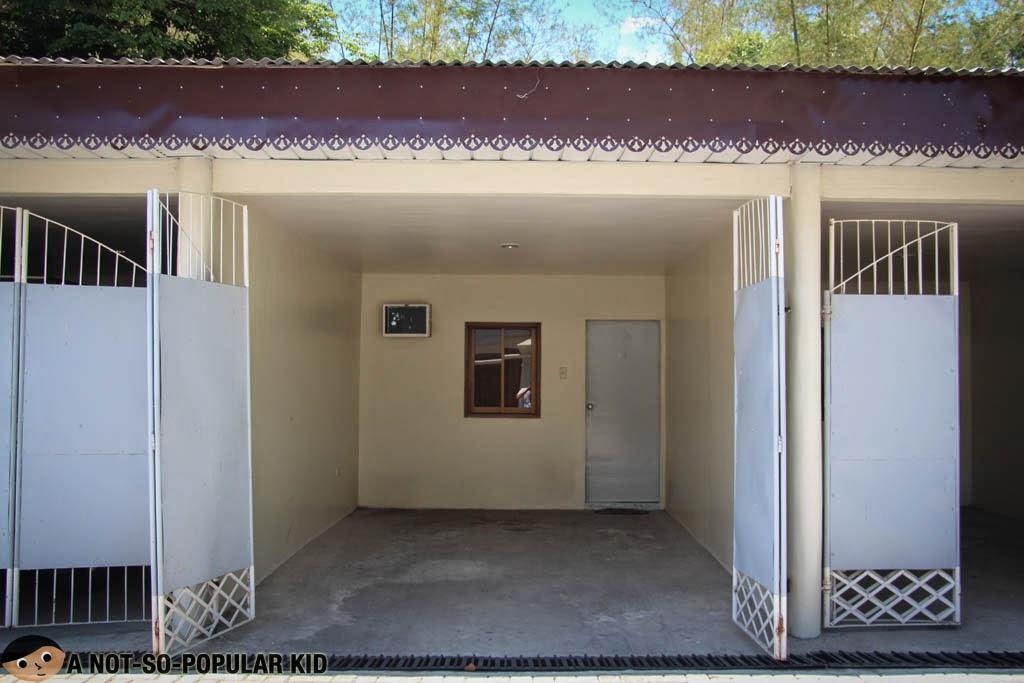 The Garage Room of Metro Vigan Inn