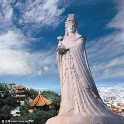 Sejarah Dewi Ma Zu ( Ma Co)