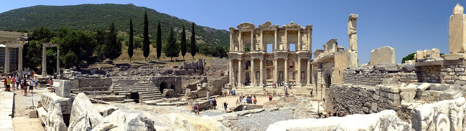 Travel Trip Journey: Ephesus Turkey