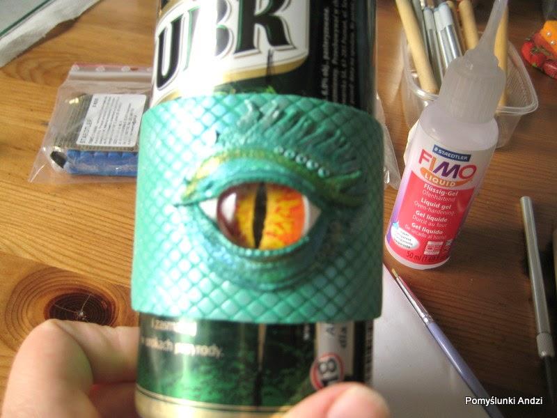 in progress, dragon, bracelet,