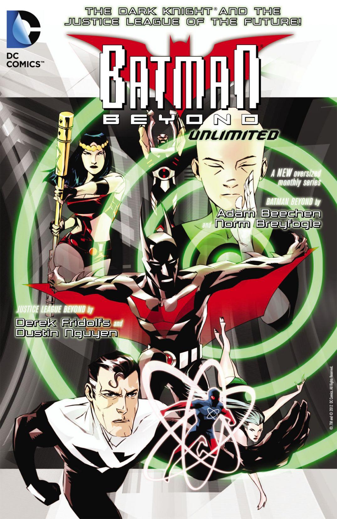 Batman Beyond (2012) Issue #6 #6 - English 22
