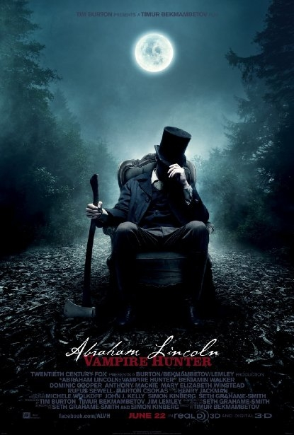 Abraham Lincoln Vampire Hunter (2012)