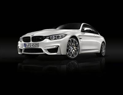 Νέο Competition Package προσδίδει έμφαση στο σπορ χαρακτήρα των BMW M3 και BMW M4