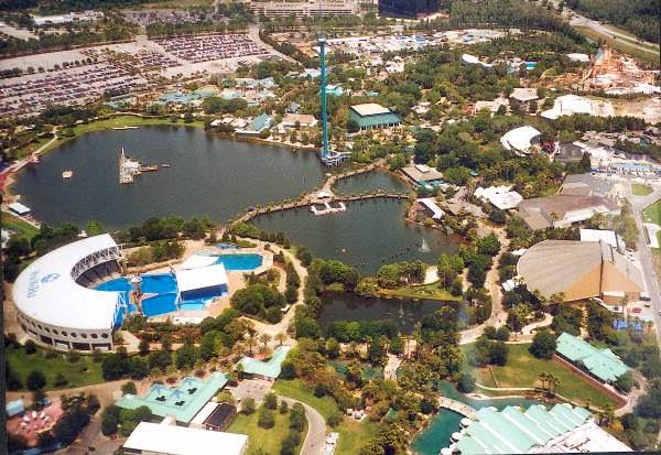 SeaWorld Orlando 2015