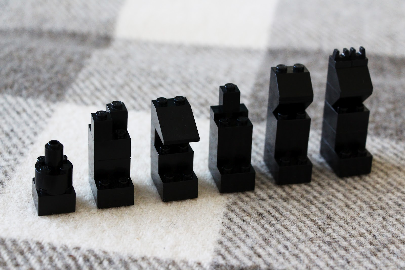 The contemplative creative simple lego chess set - Simple chess set ...