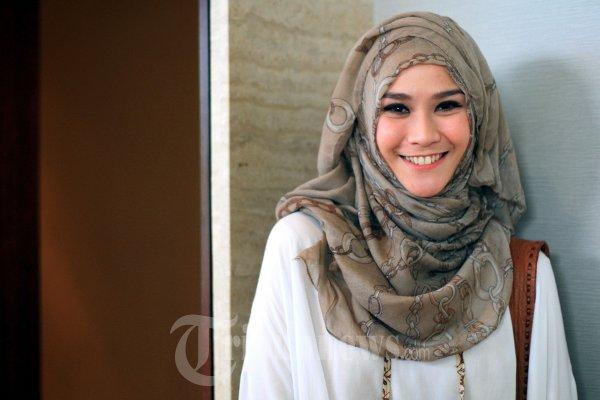 Inspirasi Hijab Zaskia Adya Mecca Tutorial Hijab
