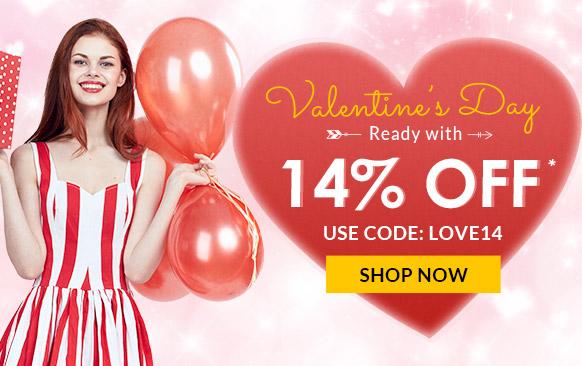 Rosegal Valentines