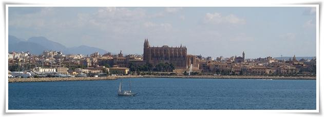 Bahía-Palma-Mallorca