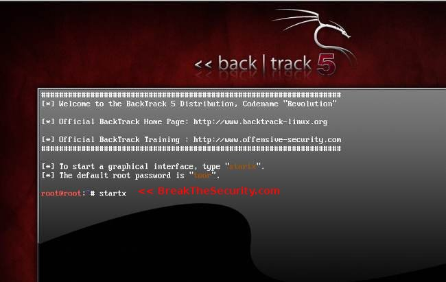 bug fixes, upgrades, and the addition of 42 new tools, we are happy to announce the full release of backtrack 5 r2