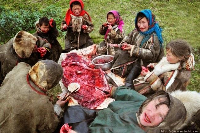 Kehidupan Orang Asli Di Pedalaman Russia