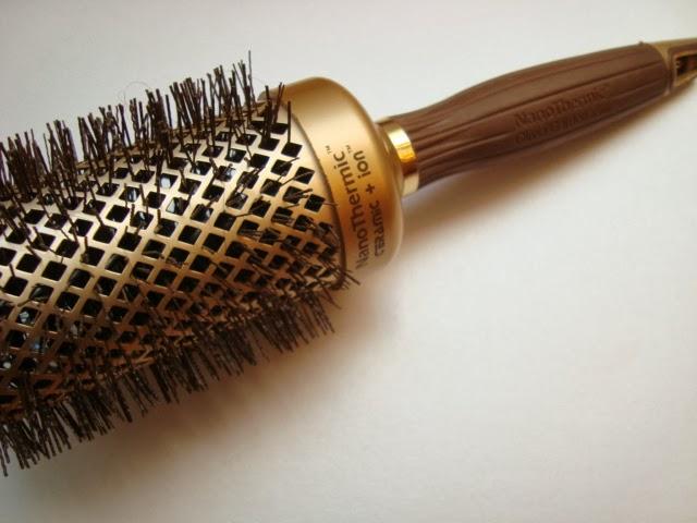 Szczotka do włosów Nano Thermic 54, Olivia Garden - opinia