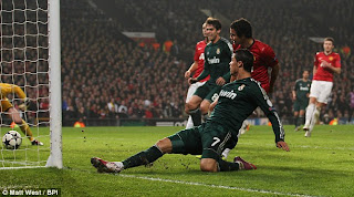 Entertainment, hasil pertandingan mu vs madrid,cuplikan gol mu vs madrid,hasil champions league mu vs madrid,video cuplikan mu vs madrid