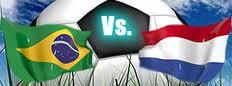 amistoso brasil vs holanda