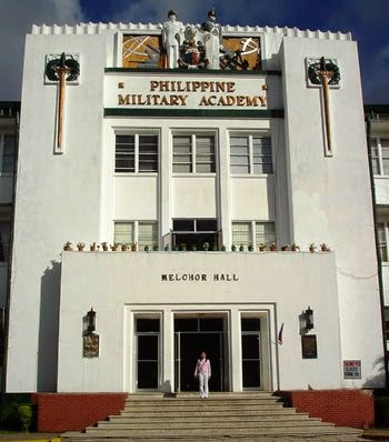 PMA Melchor Building, Baguio City