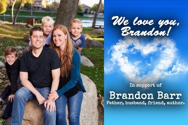 Brandon's GoFundMe Page