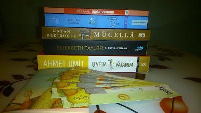babil.com'dan kitap alışverişim