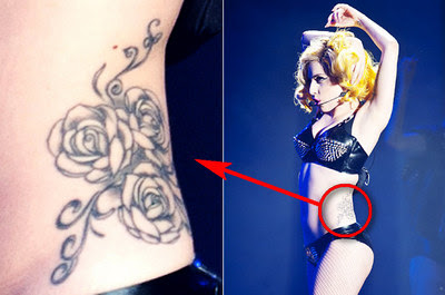 All about Lady Gaga's Tattoos