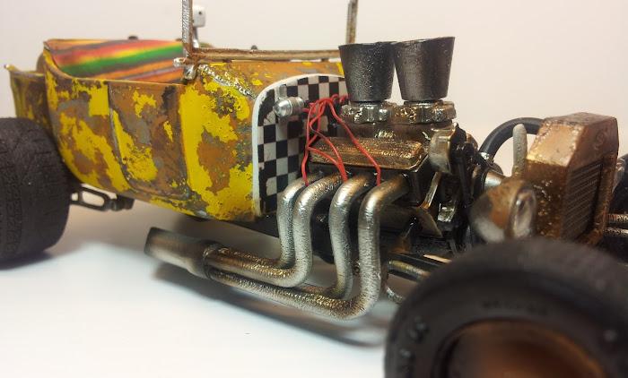 Ford T-Bucket 1925 Rat Rod 20150712_001832