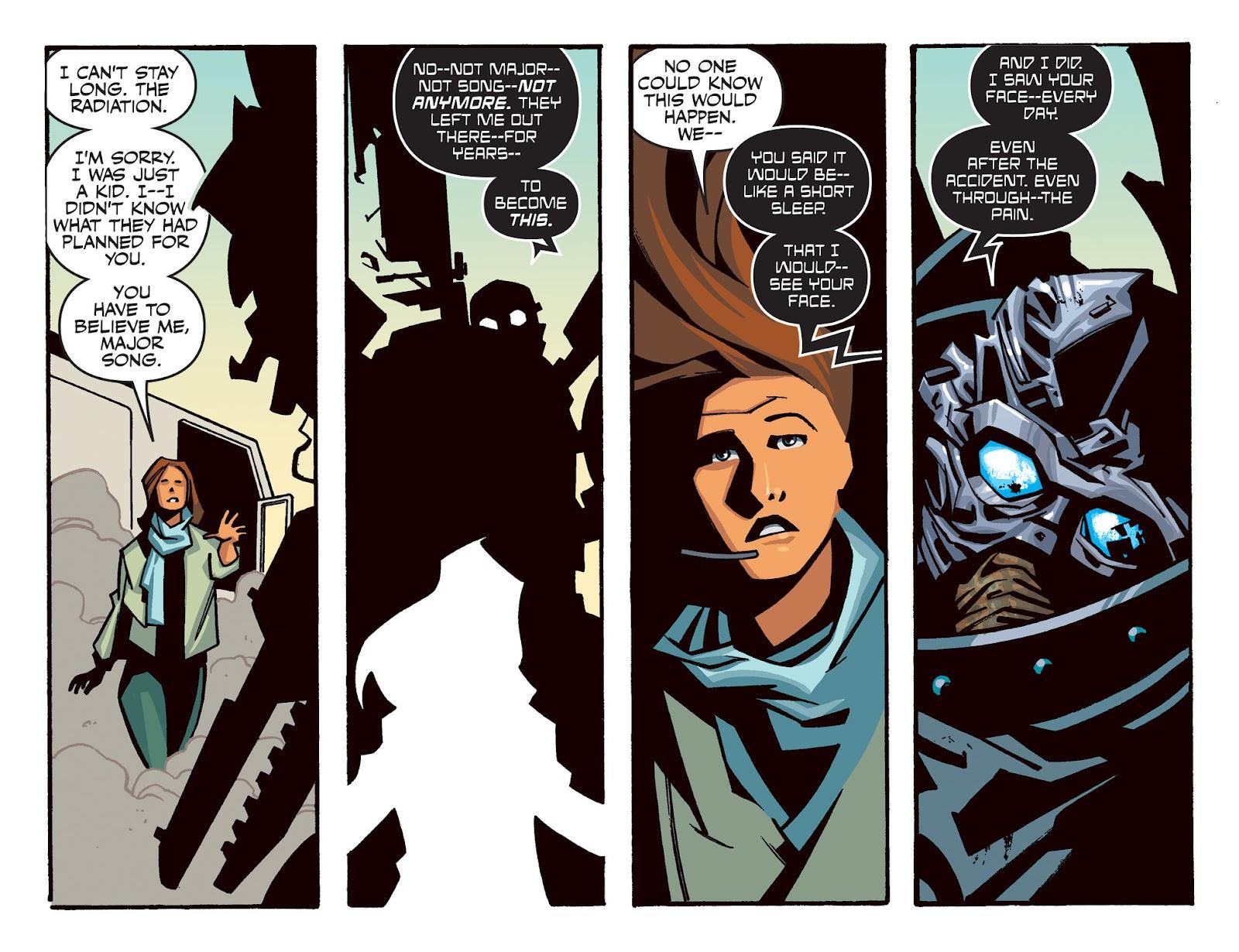 The Flash: Season Zero [I] Issue #19 #19 - English 19