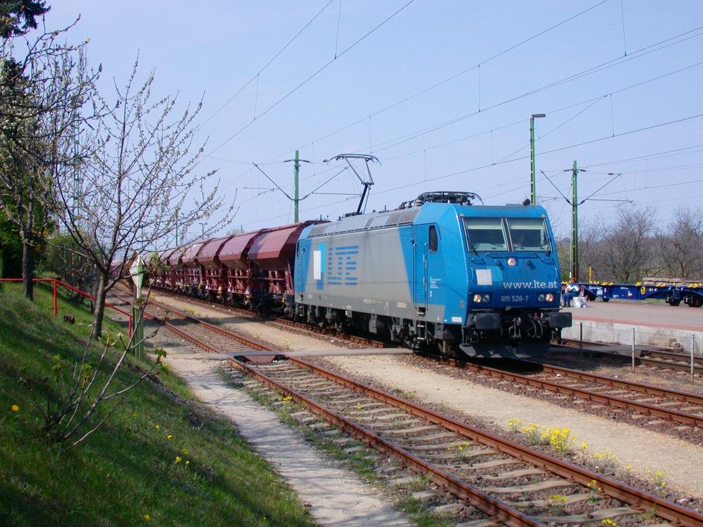 185 607 (LTE) Traxx - Nemcsik Zoltán - indafoto.hu