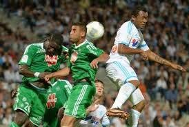 St. Etienne 1 - 1 Marseille