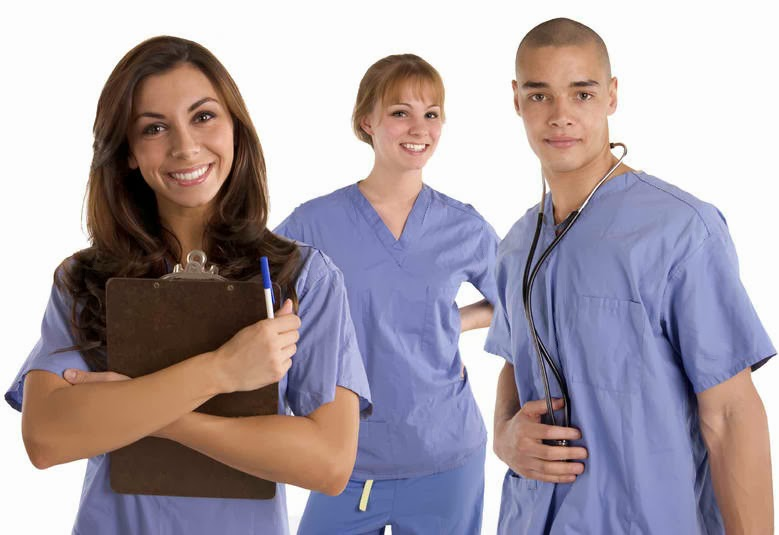 Taking CNA or Certified Nursing Assistant Training Course