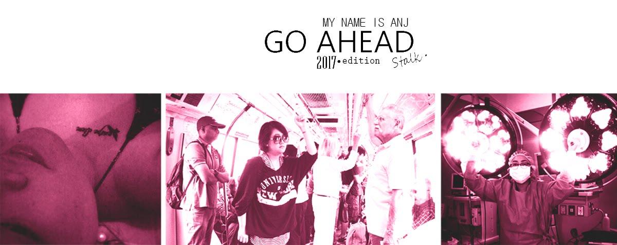 Go Ahead. Stalk Me.