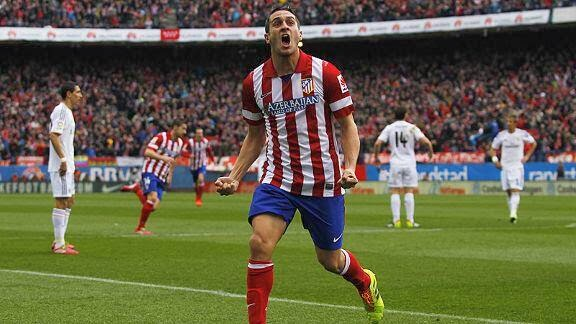 Hasil Atletico Madrid vs Real Madrid 2-2 Liga Spanyol