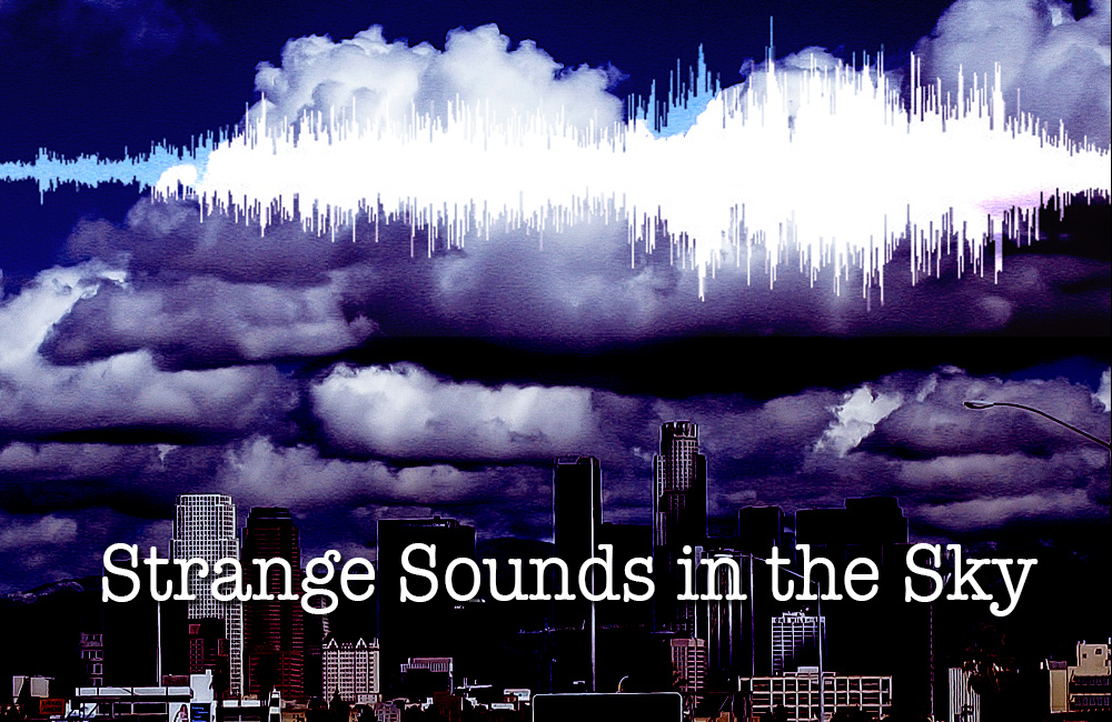 Strange Sounds Worldwide
