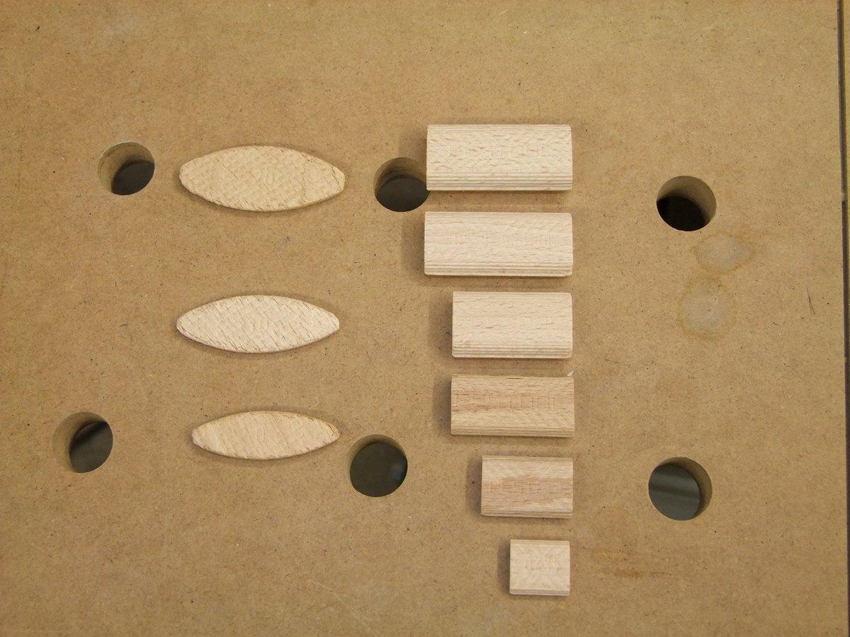michas holzblog kleine gegen berstellung lamello vs domino. Black Bedroom Furniture Sets. Home Design Ideas