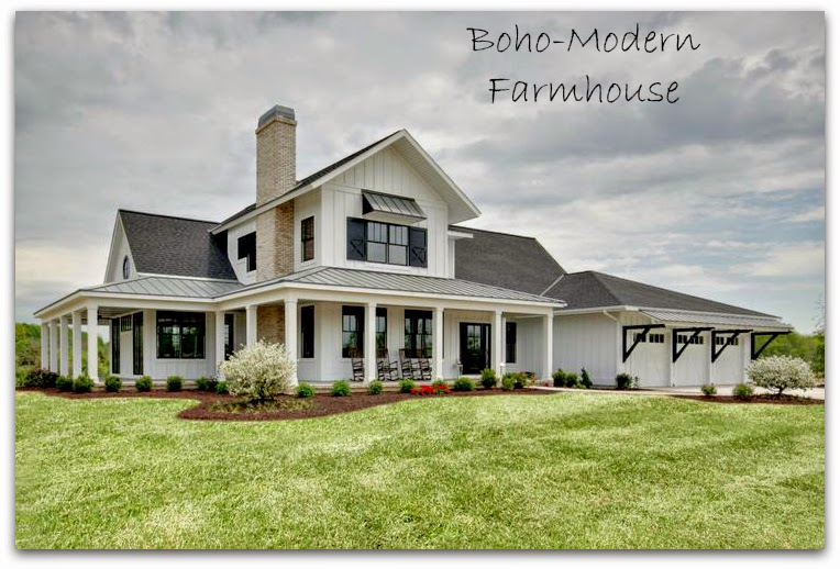 Abby manchesky interiors boho modern farmhouse local Modern farmhouse house plans